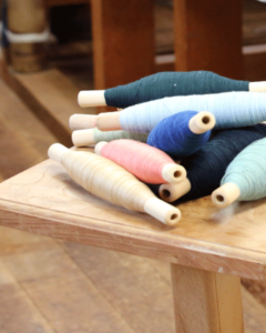 藍染と機織製品づくりについて   kei工房